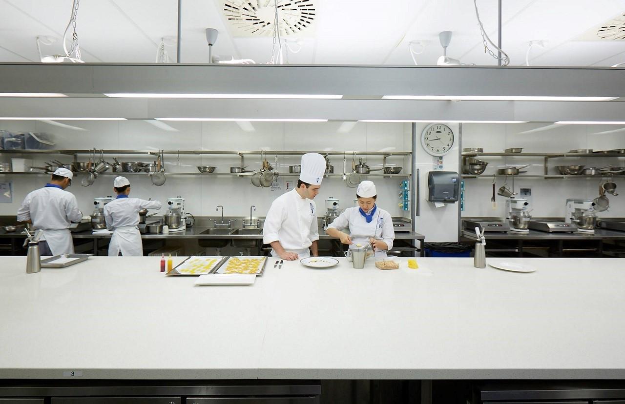 Học viện Le Cordon Bleu Wellington với danh tiếng đào tạo ngành ẩm thực, nhà hàng khách sạn khắp thế giới